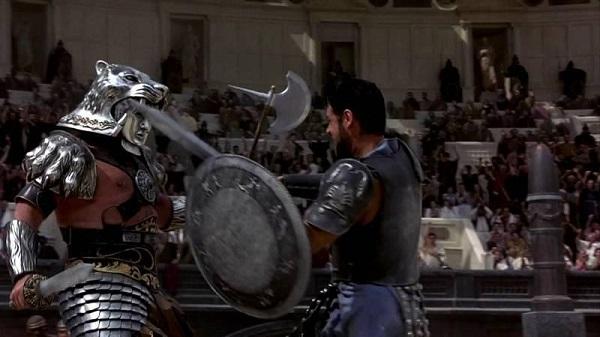 Maximus vs. Tigris of Gaul