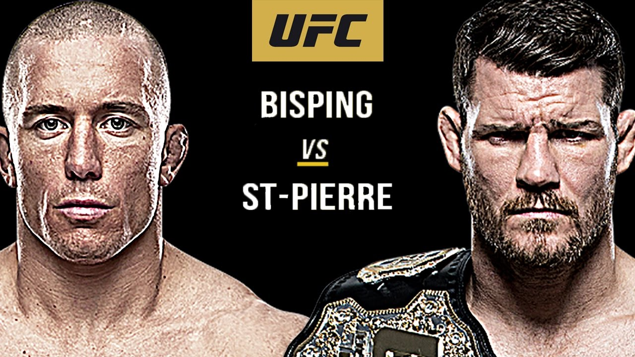 UFC 217: Bisping vs St-Pierre - ampia anteprima   UFC