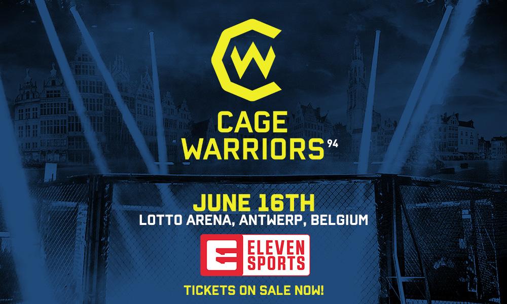 Cage Warriors 89