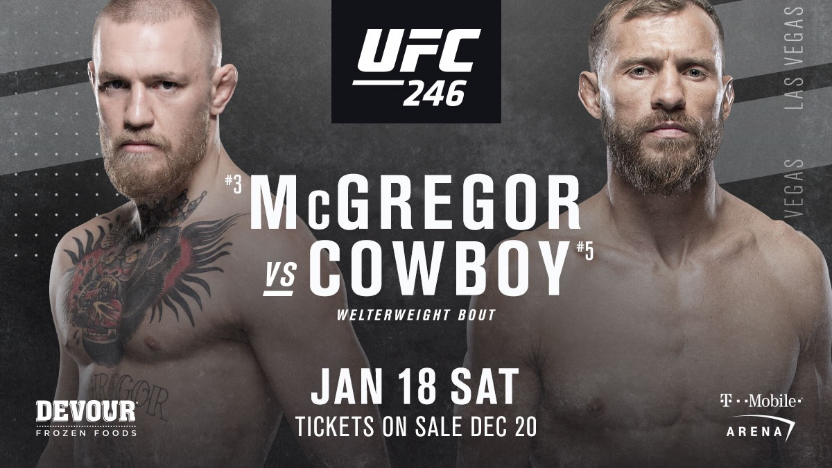 Excited For Conor S Return You Bet Whoatv